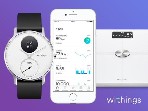 Smarte Health Geräte zu gewinnen! Gewinnspiel