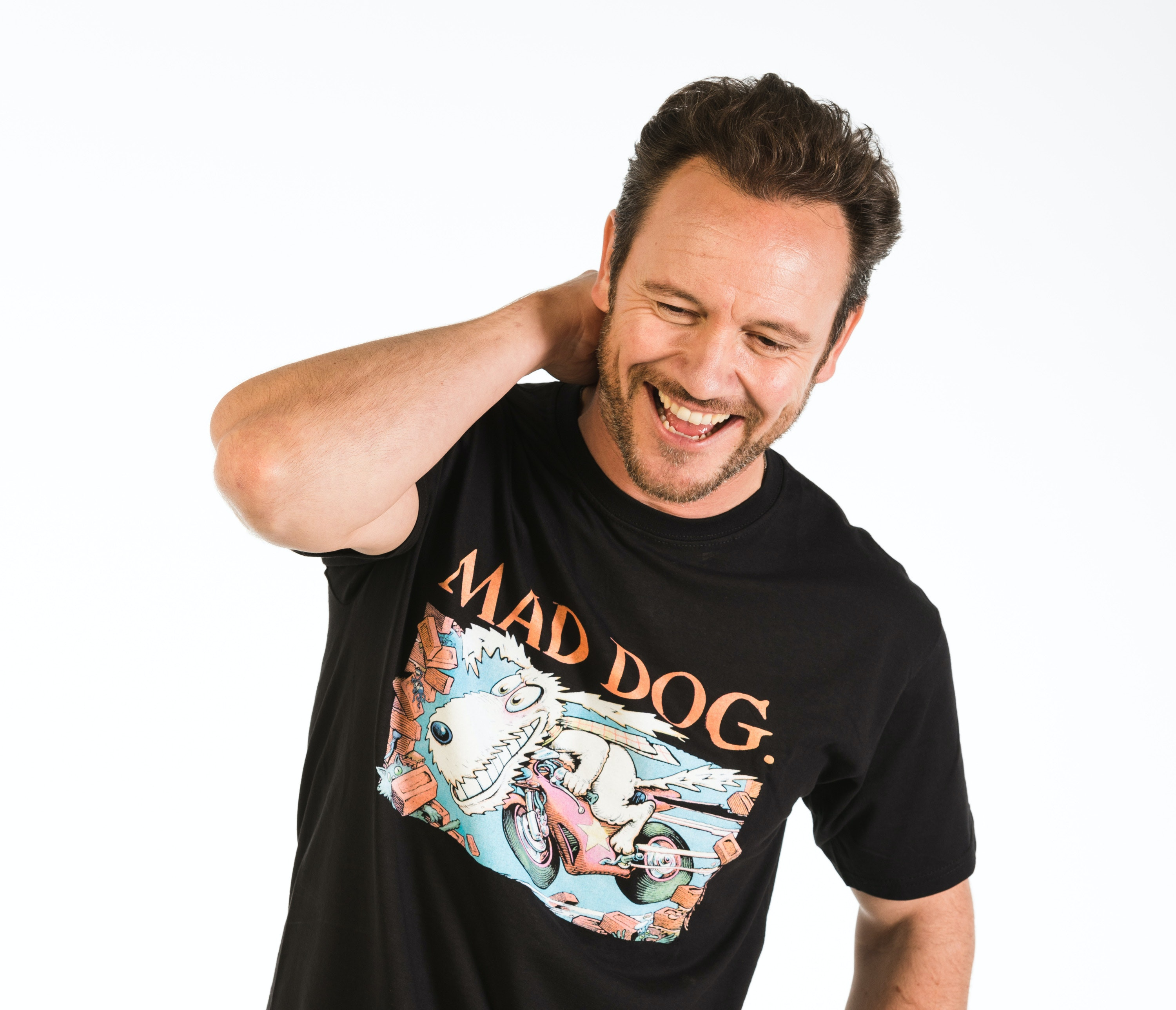"OGRI ""Mad Dog"" t-shirt sweepstakes"