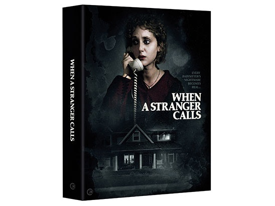 When a Stranger Calls/When a Stranger Calls Back: Limited Edition Blu-Ray sweepstakes