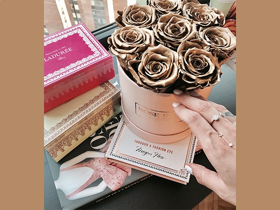 Rose Box NYC sweepstakes
