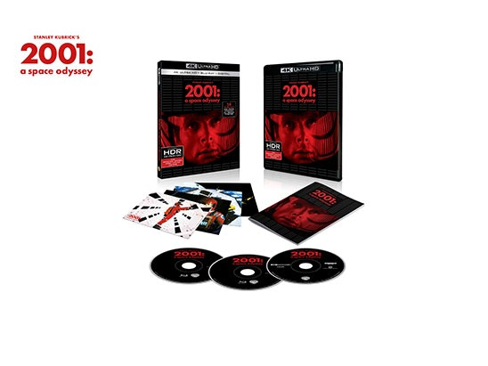 2001: A Space Odyssey 4K UHD Blu-Ray™ sweepstakes