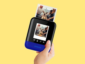 Polaroid pop   blau 560x420