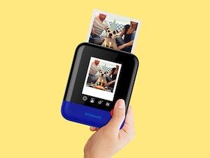 Polaroid pop   blau 560x420