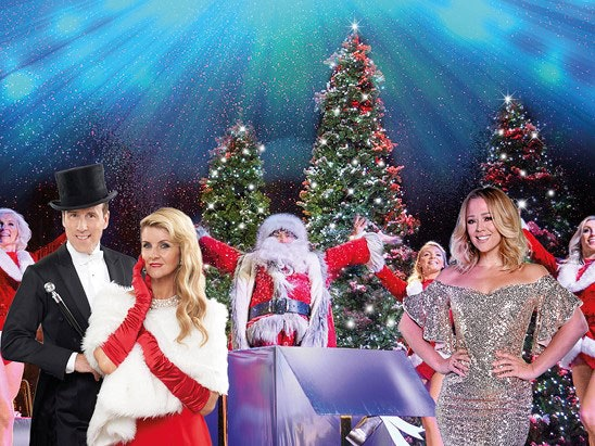 Tickets to Christmas Spectacular sweepstakes