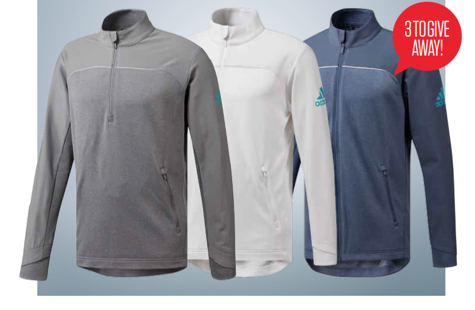 WIN AN ADIDAS GO-TO JACKET sweepstakes