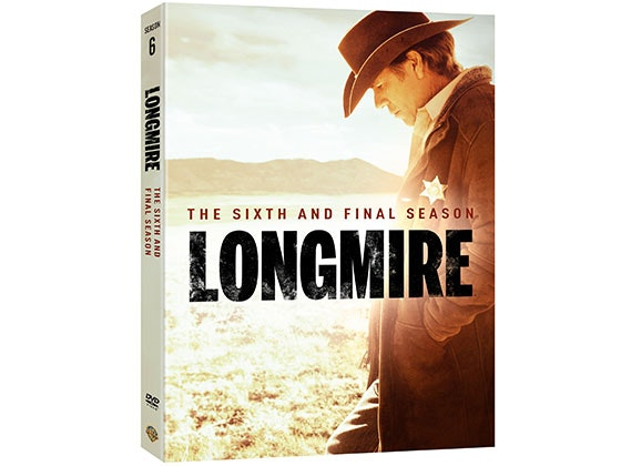 Longmire: The Complete Sixth Season on DVD sweepstakes