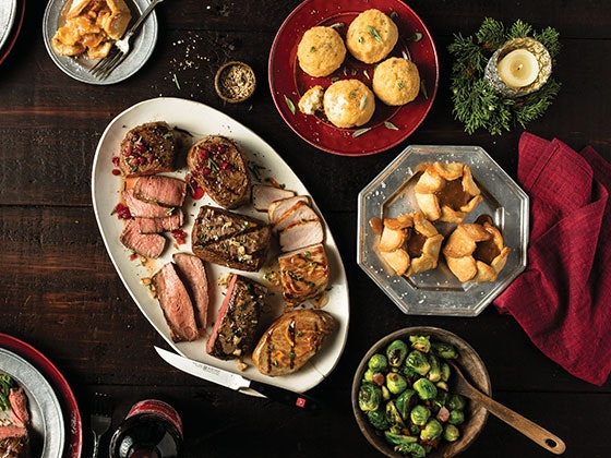 Omaha Steaks Tasteful Gift Combo Meal Package sweepstakes