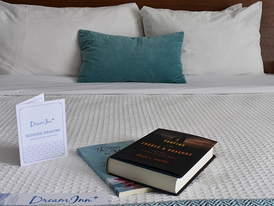 Bedside Reading / Dream Inn California sweepstakes