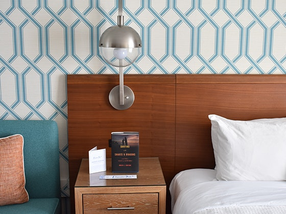 Bedside Reading / Dream Inn California sweepstakes