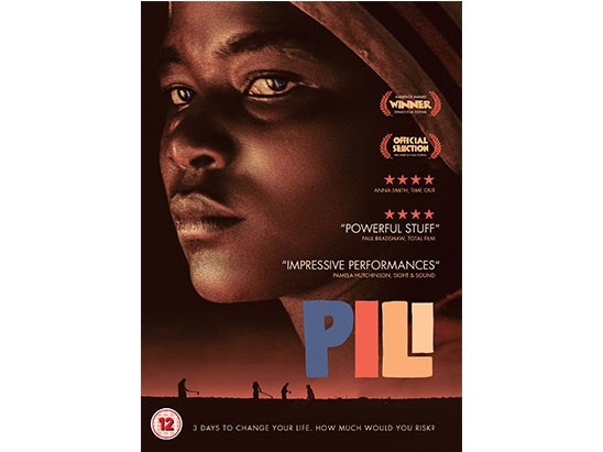PILI DVD sweepstakes