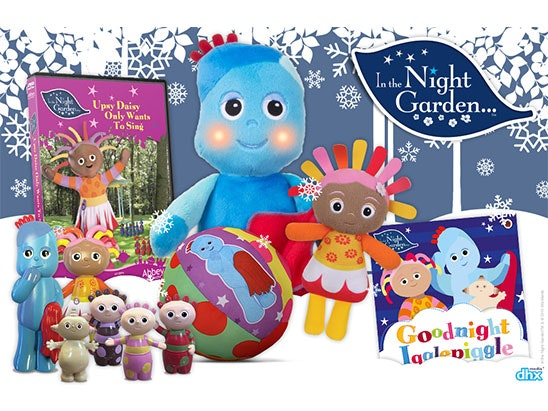 In The Night Garden Bundle sweepstakes