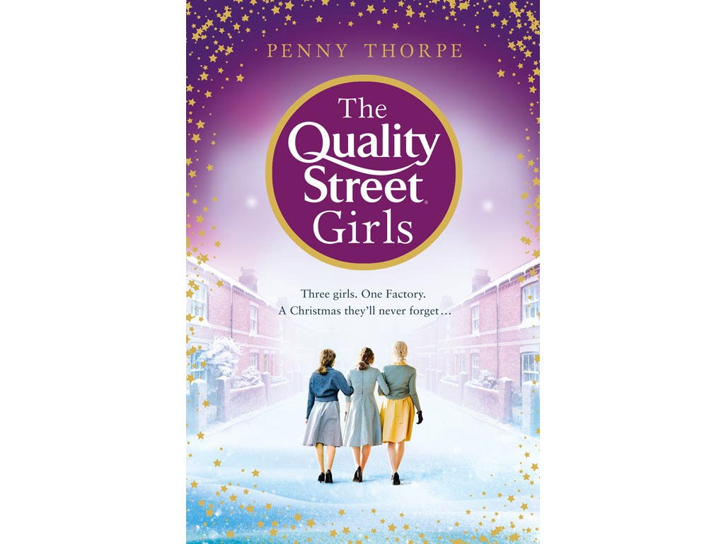 The Quality Street Girls by Penny Thorpe and a box of Quality Street Chocolates  sweepstakes