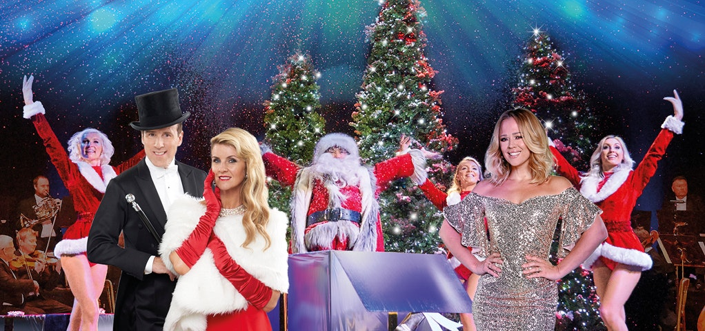 Christmas Spectacular tickets  sweepstakes