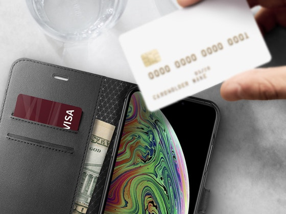 Iphone xs wallet