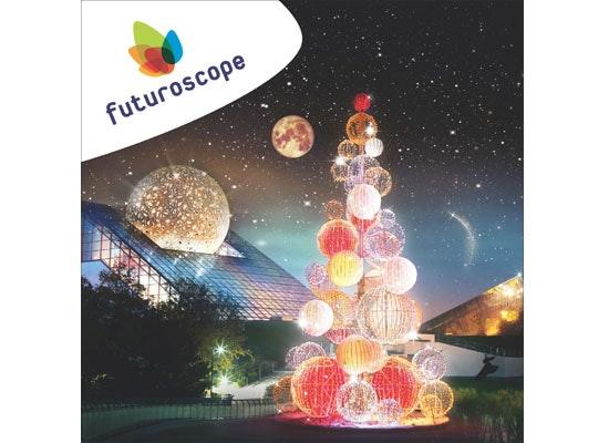 jeu concours Futuroscope