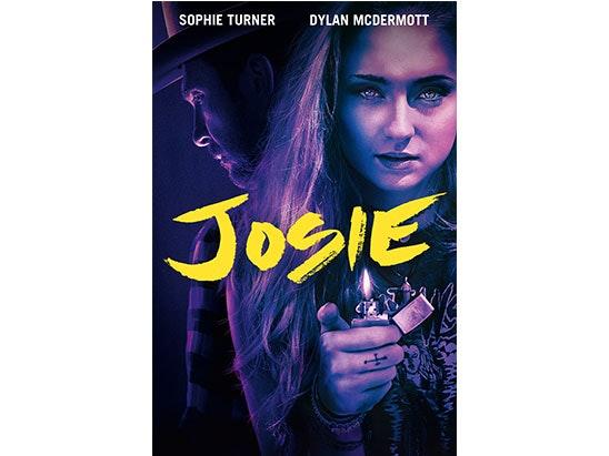 Josie DVD sweepstakes
