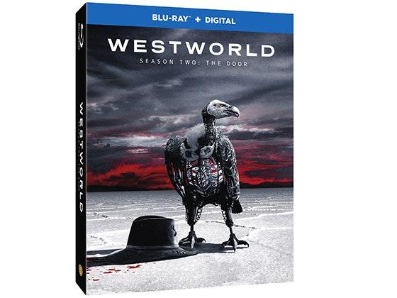 Westworld: Season Two: The Door on Blu-ray™ sweepstakes