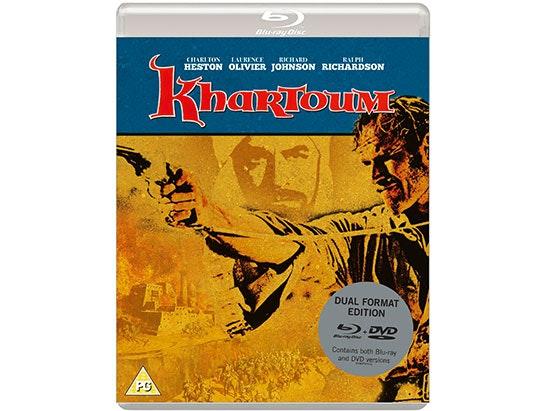 KHARTOUM DVD sweepstakes