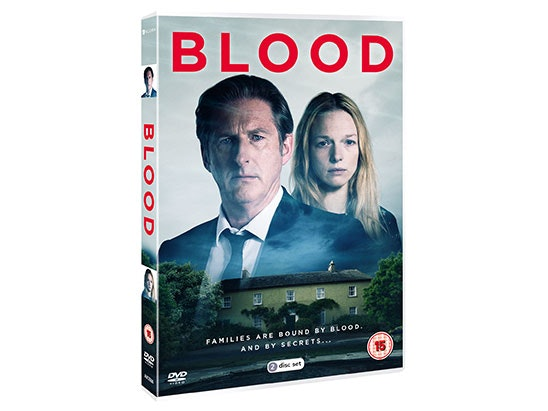 Blood DVD sweepstakes