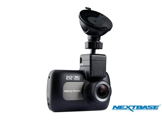 Nextbase 212 Dashcam + SD-Karte Gewinnspiel