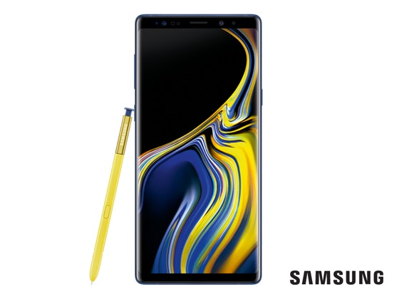 Samsung galaxy note9 pen logo kopie