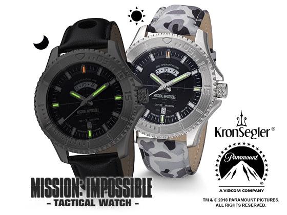 MISSION: IMPOSSIBLE H3 Uhr Gewinnspiel