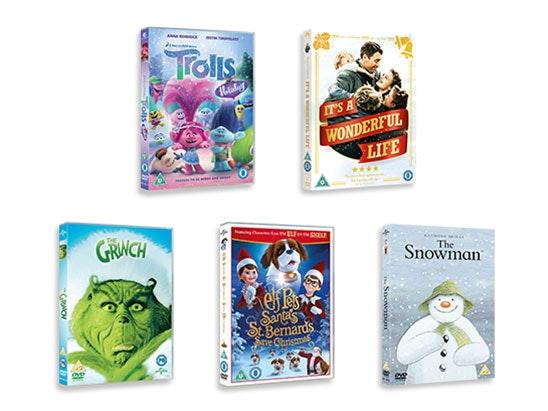 Family DVD Bundle sweepstakes