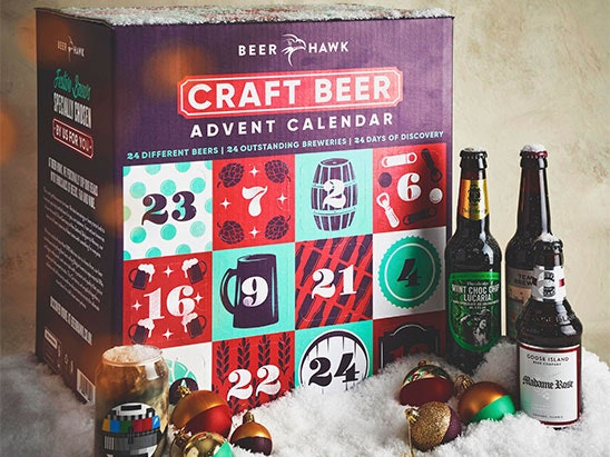 Beer Hawk Advent Calendar sweepstakes