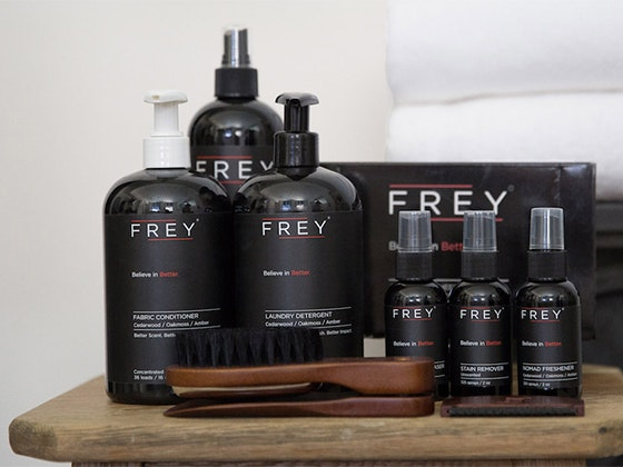 FREY Clothing Care Kit sweepstakes