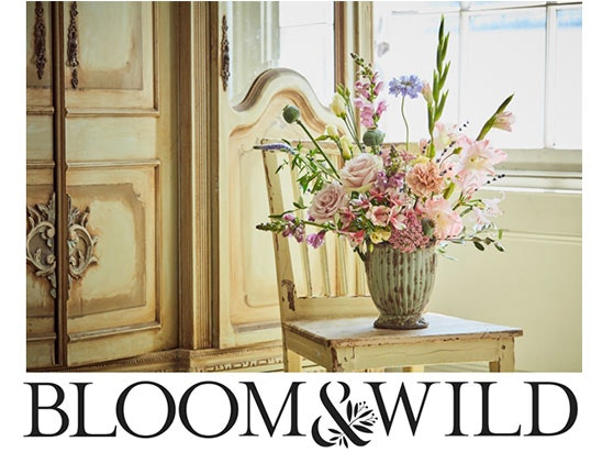 £40 Bloom & Wild voucher sweepstakes