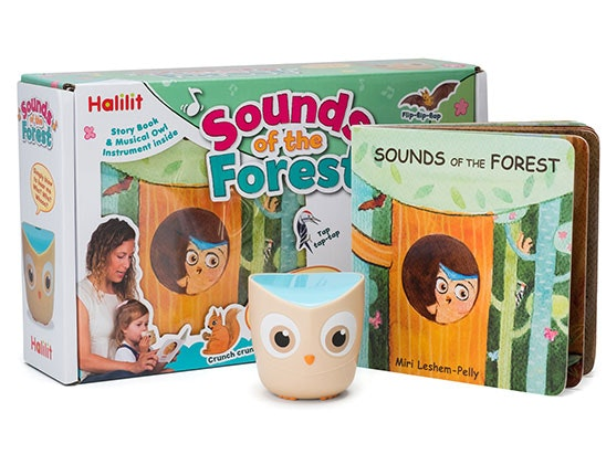 Sounds of the Forest Gift Set sweepstakes