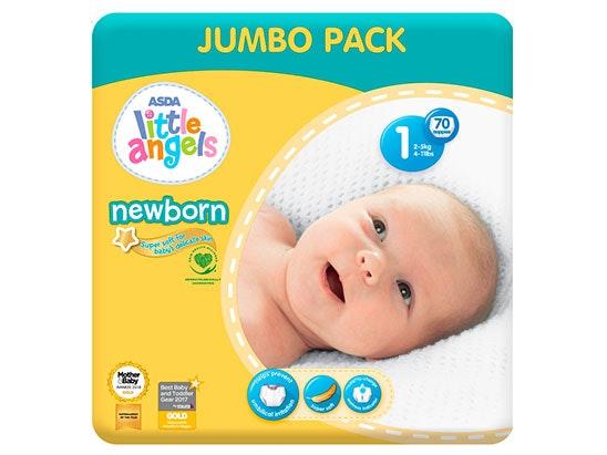 ASDA Newborn Essentials Bundle sweepstakes