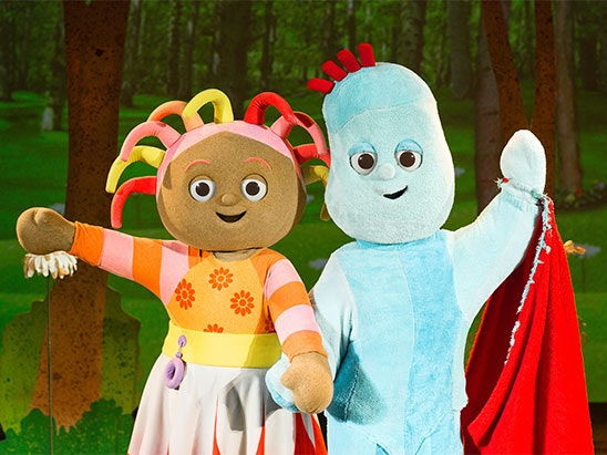Family ticket to In The Night Garden sweepstakes