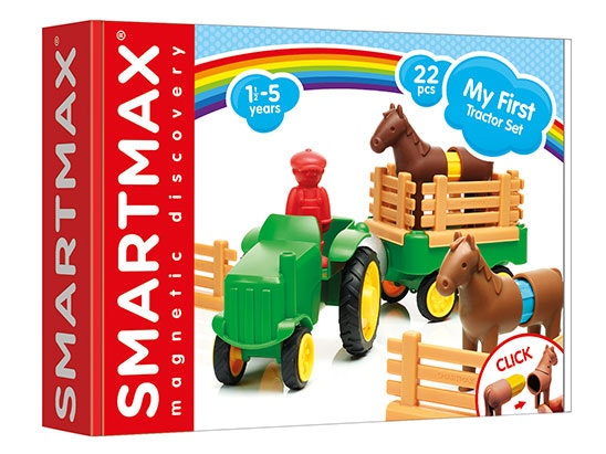 My First Tractor Set and My First Farm Animals Set sweepstakes