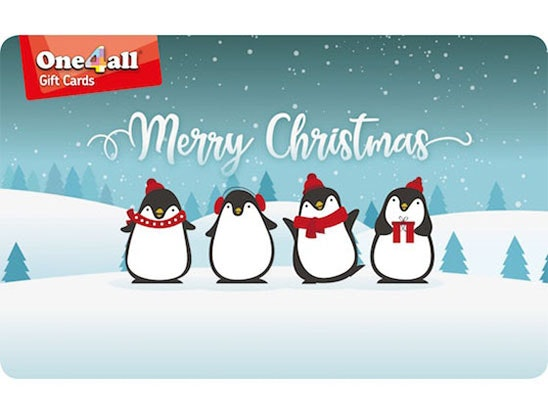 £200 One4all Gift Card sweepstakes