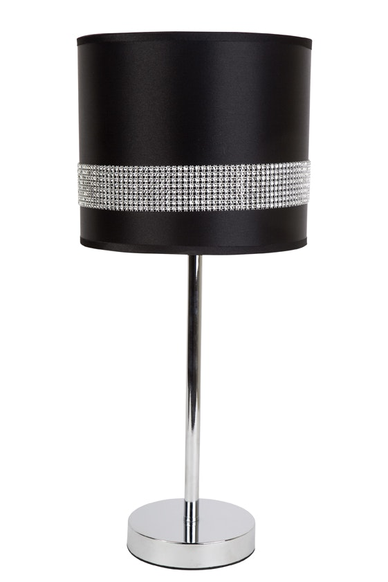 11320 alexia table lamp black