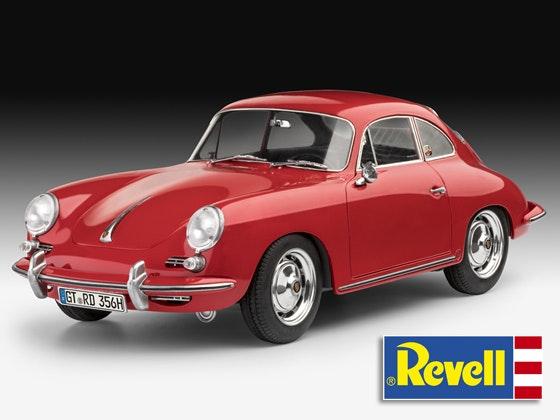 Porsche 356 Coupé zum Selberbauen Gewinnspiel