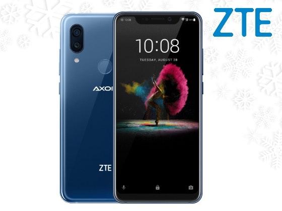 ZTE Axon 9 Pro gewinnen Gewinnspiel
