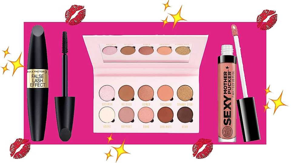 Win a Beauty Bundle Worth Over £100! sweepstakes