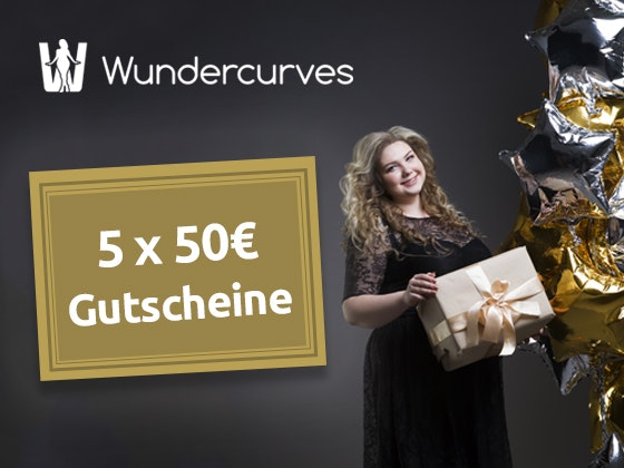 5x 50 Euro Gutschein absahnen Gewinnspiel