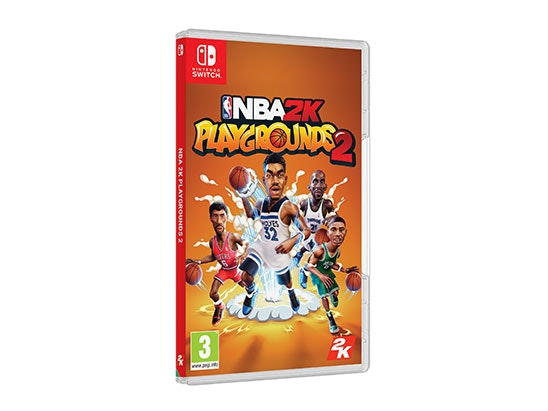 Nintendo Switch, NBA 2K19 and NBA 2K Playgrounds 2 sweepstakes