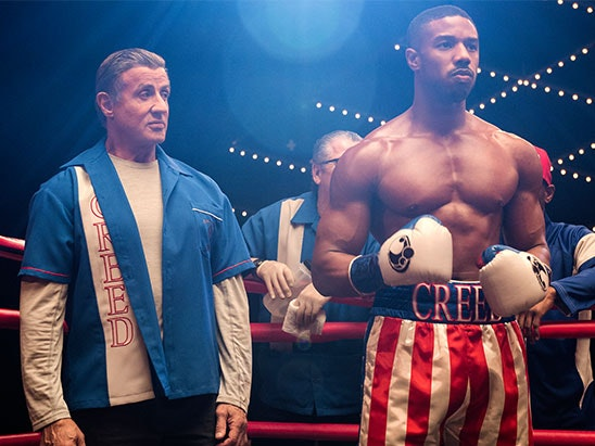 CREED II Prize Bundle sweepstakes