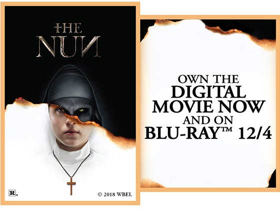 The Nun sweepstakes