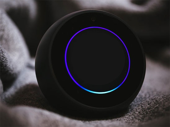 Echo Spot sweepstakes