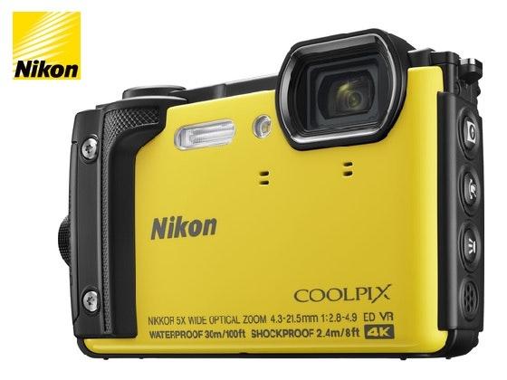 Wetterfeste Nikon COOLPIX W300 Gewinnspiel