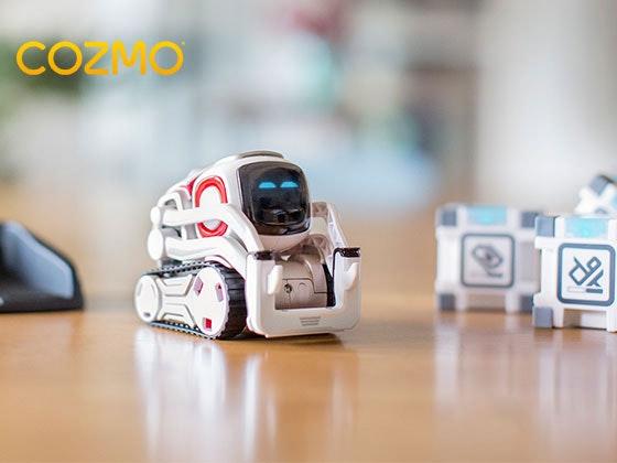 Cozmo – Roboter mit Charakter Gewinnspiel