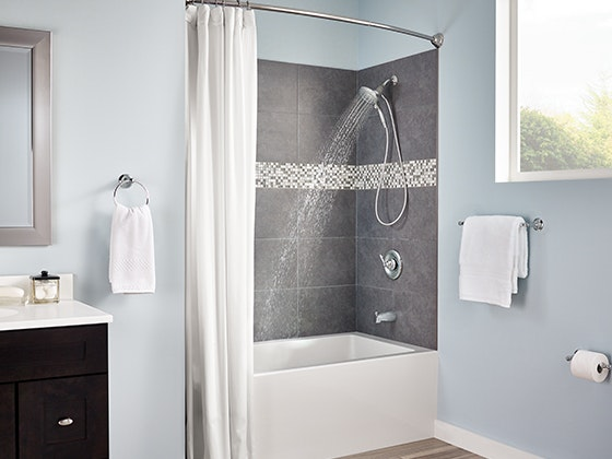 Moen Attract Showerhead sweepstakes