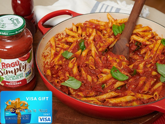 Ragu sweepstakes