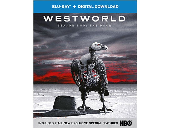 Westworld Season Two: The Door DVD sweepstakes