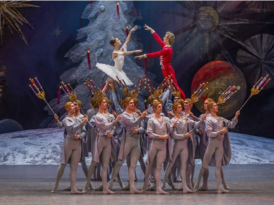 2 Cinema tickets to the Nutcracker from the Bolshoi Ballet sweepstakes